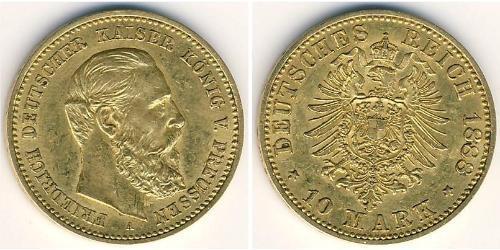 10 Mark  Oro