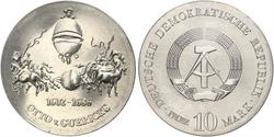 10 Mark German Democratic Republic (1949-1990)