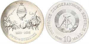 10 Mark Repubblica Democratica Tedesca (1949-1990)