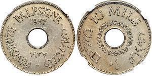 10 Mill Palestine Copper/Nickel