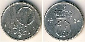10 Ore Norway Copper/Nickel