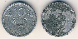 10 Ore Norway Zinc