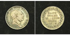 10 Penny Royaume-Uni de Grande-Bretagne et d