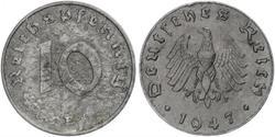10 Pfennig Deutsches Reich (1933-1945) Zink