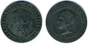 10 Pfennig Deutschland