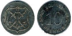 10 Pfennig