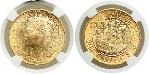 10 Scudo San Marino Gold
