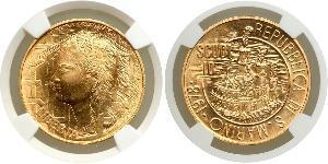 10 Scudo San Marino Oro