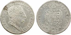 120 Grana Italian city-states Серебро Ferdinand I of the Two Sicilies (1751 - 1825)