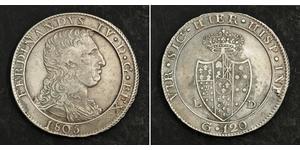 120 Grana Italian city-states Silber