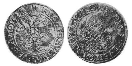 150 Kreuzer Sacro Imperio Romano (962-1806) Plata