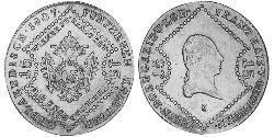 15 Крейцер Австрійська імперія (1804-1867) Мідь