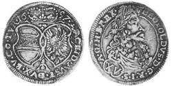 15 Крейцер Священная Римская империя (962-1806) Серебро