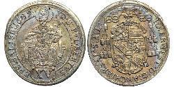 15 Крейцер Священна Римська імперія (962-1806) Срібло