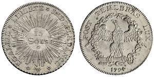 15 Sol Suiza Plata
