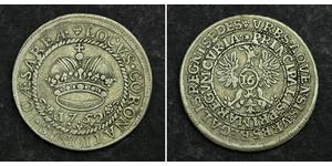 16 Marck Reichsstadt Aachen (1306 - 1801) Silber