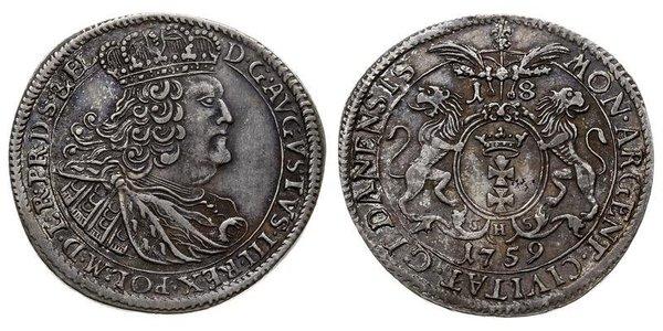 18 Грош Данциг/Гданьск  (1454-1793) Срібло