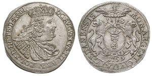 18 Grosh Danzig (1454-1793) Silber