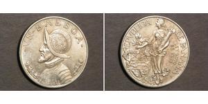 1 Бальбоа Республика Панама Серебро Нуньес де Бальбоа, Васко (1475 – 1519)