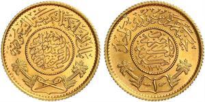 1 Гінея Саудівська Аравія Золото