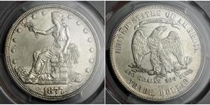1 Долар США (1776 - ) Мідь/Срібло