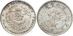 1 Долар Китайська Народна Республіка Срібло