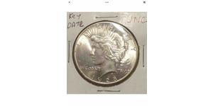 1 Долар США (1776 - ) Срібло