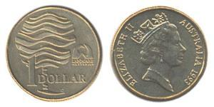 1 Долар Австралія (1939 - )