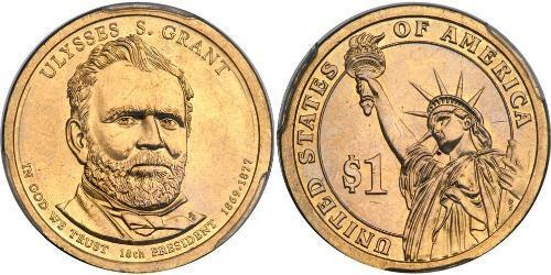 1 Долар США (1776 - )