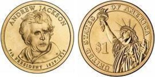 1 Доллар США (1776 - ) Никель/Медь