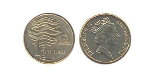 1 Доллар Австралия (1939 - )