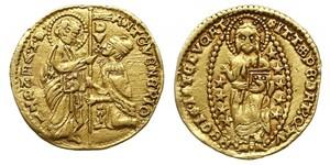 1 Дукат Італія Золото