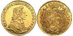 1 Дукат Зальцбург Золото