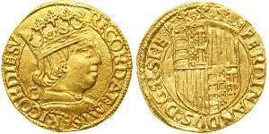 1 Дукат Италия Золото