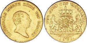 1 Дукат Королівство Баварія (1806 - 1918) Золото