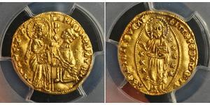 1 Дукат Папская область (752-1870) Золото