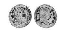 1 Крейцер Баварія (курфюрство) (1623 - 1806) Срібло