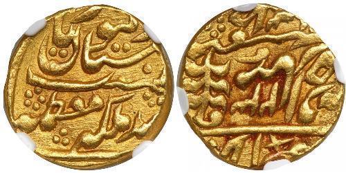 1 Мухр Ancient India Золото