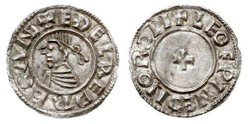 1 Пенни Королевство Англия (927-1649,1660-1707) Серебро