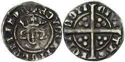 1 Пені Королівство Англія (927-1649,1660-1707) Срібло Едвард I (1239 - 1307)