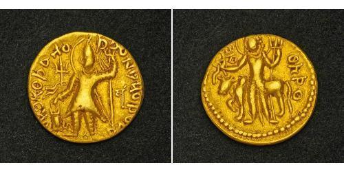 1 Статер Кушанское царство (60-375) Золото