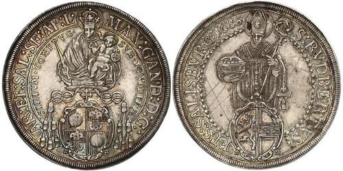1 Талер Австрия Серебро