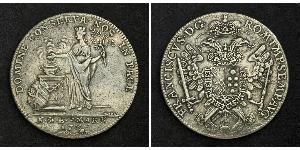 1 Талер Free Imperial City of Nuremberg (1219 - 1806) Серебро