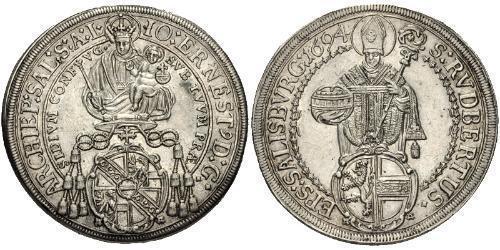 1 Талер Австрія Срібло