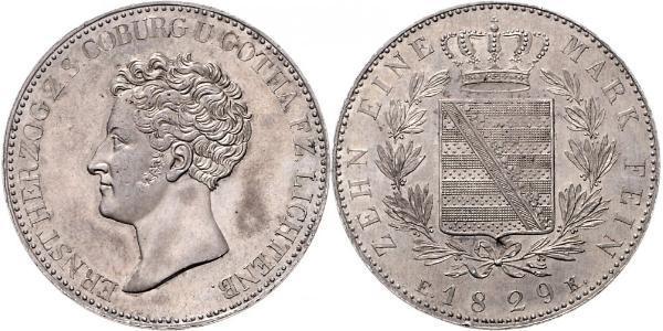 1 Талер Німеччина Срібло