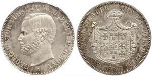1 Талер null Срібло George Victor, Prince of Waldeck and Pyrmont (1831 - 1893)