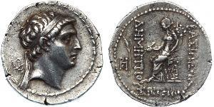 1 Тетрадрахма Держава Селевкідів (312BC-63 BC) Срібло Demetrius I Soter (185BC - 150BC)