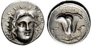 1 Тетрадрахма Стародавня Греція (1100BC-330) Срібло