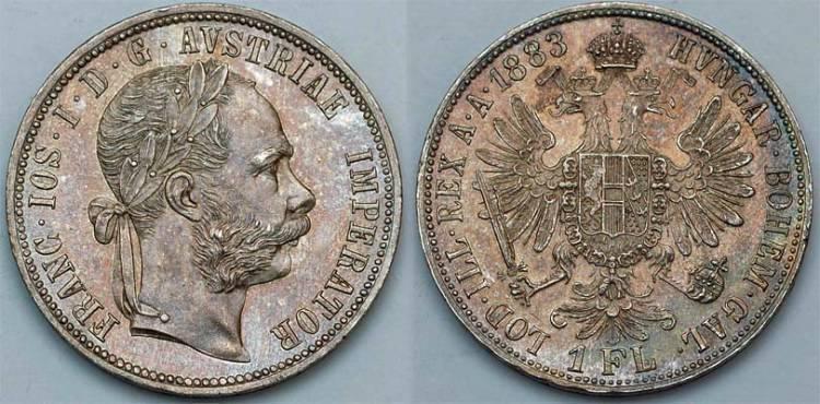 Монети австро угорської імперії ціна 20 filler 1968 цена