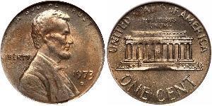 1 Цент США (1776 - ) Цинк/Олово/Медь